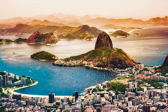 שייט בדרום אמריקה