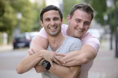 אביזרי מין לזוגות חד מיניים